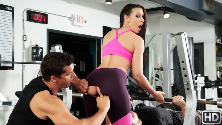 Sneaky Sex Gym And Pussy Juice – Rachel Starr  [SITERIP Realitykings.com 720p MP4]