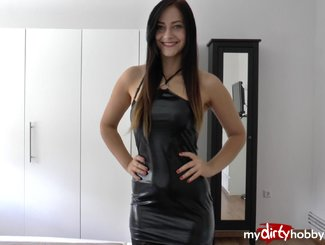 MydirtyHobby Lackbitch gets a creampie from the boys! mit Young Devotion  AMATEUR XXX GERMAN  H264 AAC  720p