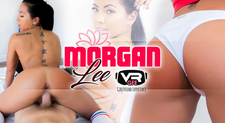 WankzVR Morgan Lee GFE  Siterip VR XXX