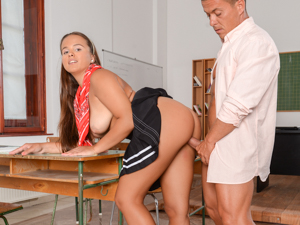 21sextury Detention Rules! feat Olivia Nice  [HD VIDEO SITERIP 720p]