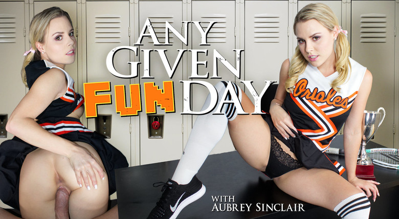 WankzVR Any Given Funday  Siterip VR XXX