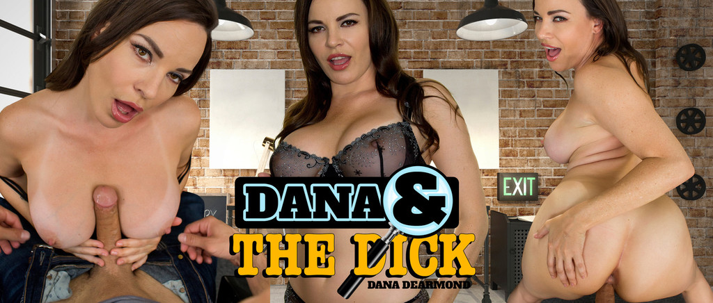 MilfVR Dana & the Dick  Siterip VR XXX