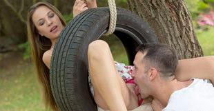Veronica Clark in Push Me Babes  Siterip WMV Siterip RIP