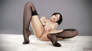 LegsJapan Garter & Stockings Masturbation Ai Mukai 2017-08-20  SiteRip Asian XXX Video 1080p