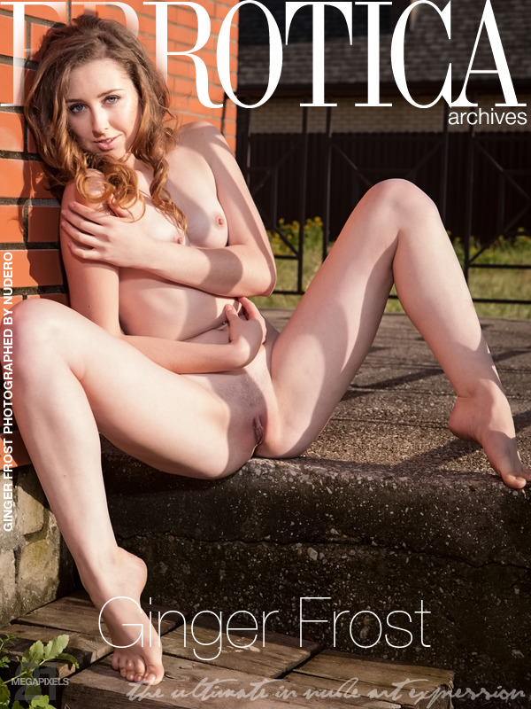 Errotica-Archives Ginger Frost in Ginger Frost 08.09.2017 [IMAGESET FULLHD SITERIP]