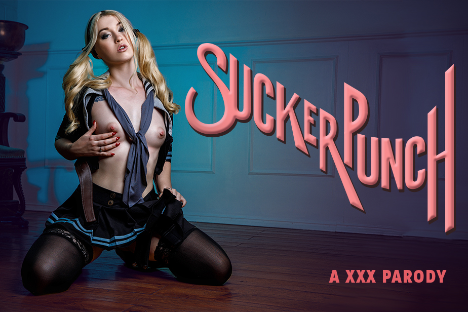 VrCosplayX SuckerPunch A XXX Parody starring Misha Cross  [SITERIP VirtualReality XXX]