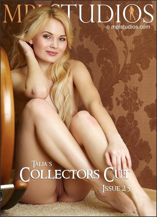 MPLSTUDIOS Talia Talias Collectors Cut 25  Picset Siterip