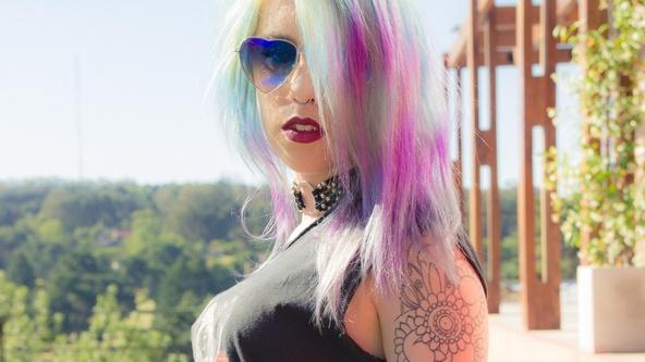 Suicide Girls Hopeful Set with vanilla_  Siterip