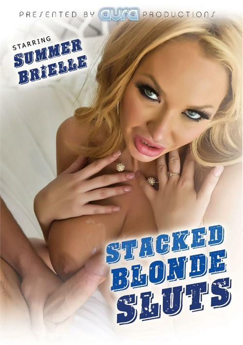 Stacked Blonde Sluts Aura Productions  [DVD.RIP. H.264 2017] Siterip RIP