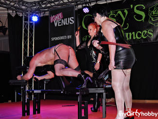 MydirtyHobby Venus 2017- Live stage show Lady-Doro  Video  GERMAN  H264 AAC  720p