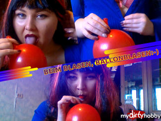 MydirtyHobby During blowing, balloon blowing :-) SexyKarlee  Video  GERMAN  H264 AAC  720p