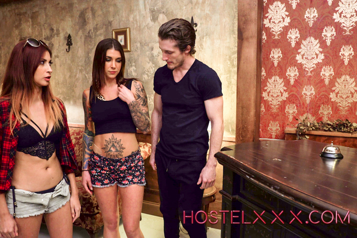 HostelXXX.com Hostelxxx Felicity Feline & Jade Jantzen Robbed and Roped Part 2 16 Siterip Video H.246 1080p
