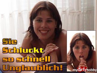MydirtyHobby Sie schluckt so schnell PissPause  Video  GERMAN  H264 AAC  720p