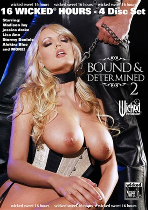 Bound & Determined 2 Wicked Pictures  [DVD.RIP. H.264 Production Year 2017 ] Siterip