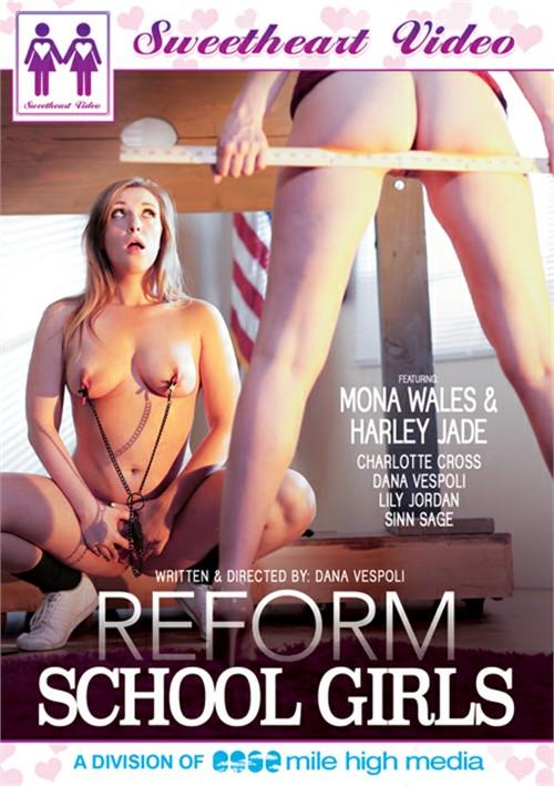Reform School Girls Sweetheart Video  [DVD.RIP. H.264 Production Year 2017 ]