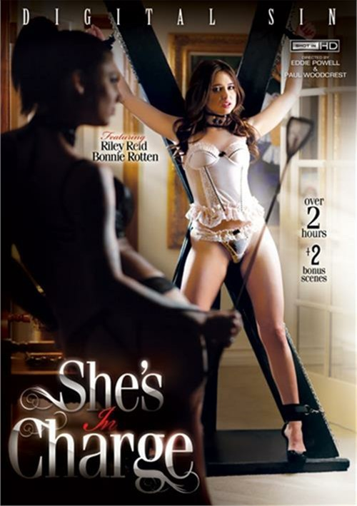 She's In Charge Digital Sin  [DVD.RIP. H.264 Production Year 2017 ]