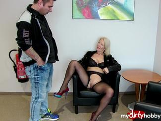 MydirtyHobby Risky arrival in the hotel corridor !! KissiKissi  Video  GERMAN  H264 AAC  720p
