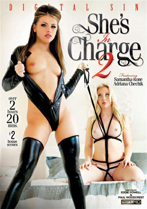 She's In Charge 2 Digital Sin  [DVD.RIP. H.264 Production Year 2017 ] Siterip
