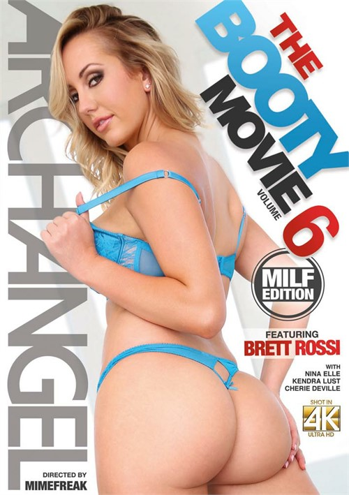 Booty Movie Vol. 6, The ArchAngel  [DVD.RIP. H.264 Production Year 2017 ] Siterip