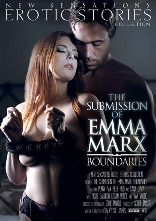 Submission Of Emma Marx, The: Boundaries New Sensations  [DVD.RIP. H.264 Production Year 2017 ]