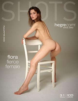 Hegre-Art Flora fierce female  [Siterip FULL VIDEO/IMAGESET]