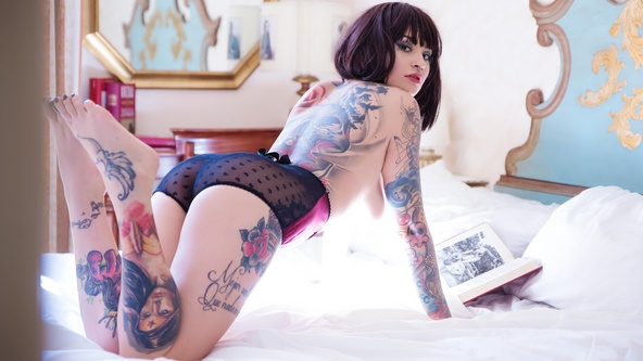 Suicide Girls SG Set with krito  Siterip