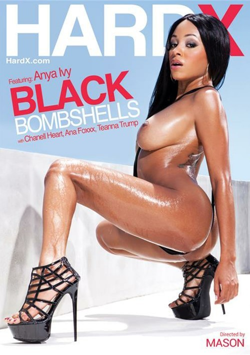 Black Bombshells HardX  [DVD.RIP. H.264 Production Year 2017 ]