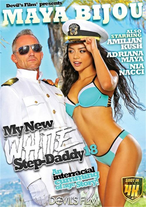 My New White Stepdaddy 18 Devil's Film  [DVD.RIP. H.264 Production Year 2017 ]