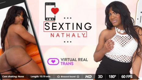 Virtualrealtrans Sexting  (15:19 min.)  Siterip VR XXX