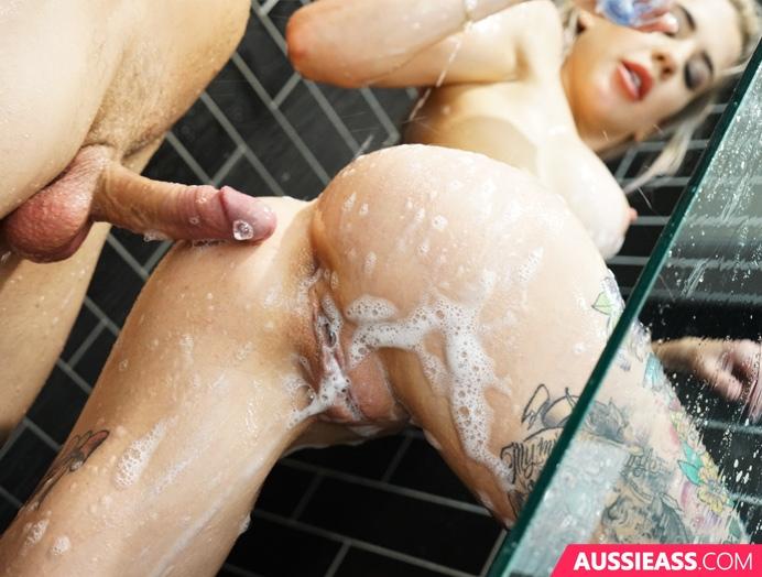 Aussie Ass 403 Do you like my new dress?  Siterip Video 720p  mp4