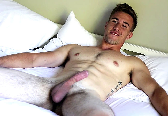 GayHoopla Myles Brownlee Jerks His Cock And Cums  [VIDEO SITERIP GAYXXX 1920×1020 h264 Audio AAC