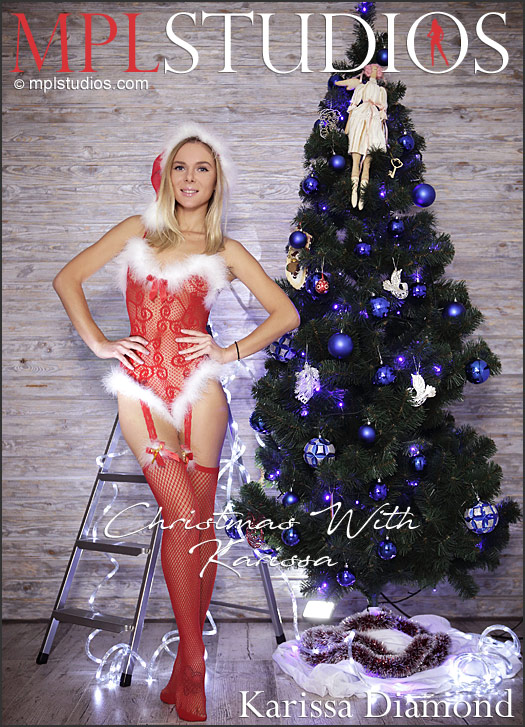 MPLSTUDIOS Karissa Diamond Christmas With Karissa  Picset Siterip