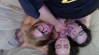 ManyVids LANA, LIZZY AND AKGS 4SOME FUCK W/FACIAL  Siterip Clip XXX Siterip RIP