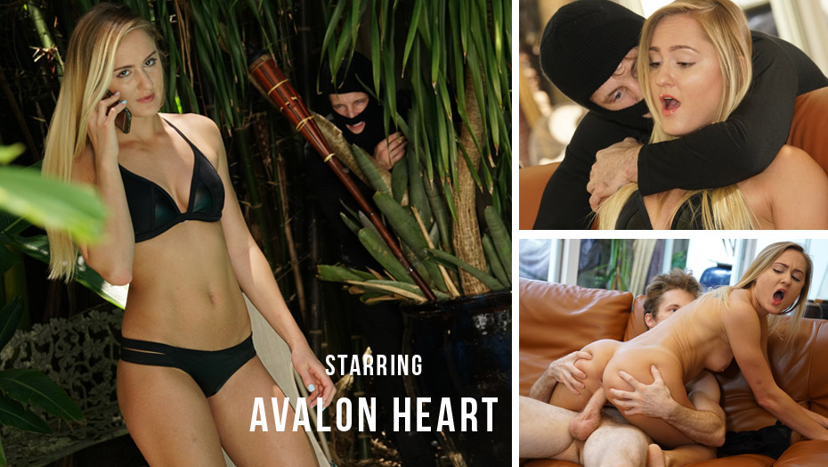 TeenCreeper.com Avalon Heart  SiteRIP 1080p Mp4 FetishNetwork