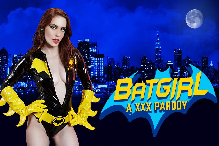 VrCosplayX Batgirl A XXX Parody starring Anna Deville VrCosplayX  Batgirl A XXX Parody starring Anna Deville [SITERIP VirtualReality XXX] Siterip RIP