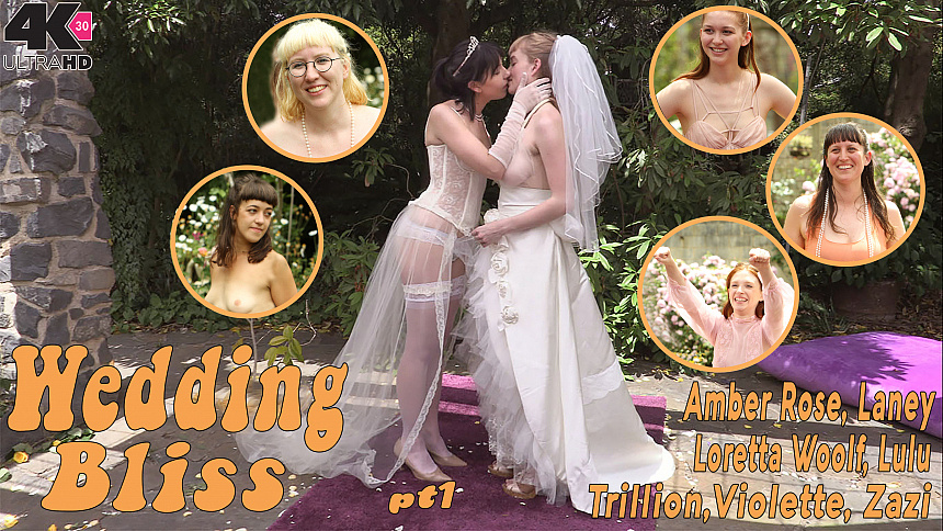 GirlsoutWest Wedding Bliss – pt1  Video  Siterip 720p mp4 HD