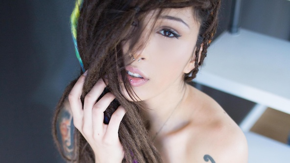 Suicide Girls Hopeful Set with mecgee  Siterip