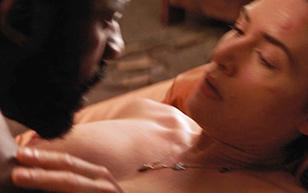 MrSkin Kate Winslet Flash a Nip in The Mountain Between Us  Siterip Videoclip