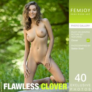 FEMJOY Flawless feat Clover release January 6, 2018  [IMAGESET 4000pix Siterip NUDEART]
