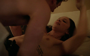 MrSkin Ruby Modine Gets Naked in the Latest Episode of Shameless  Siterip Videoclip