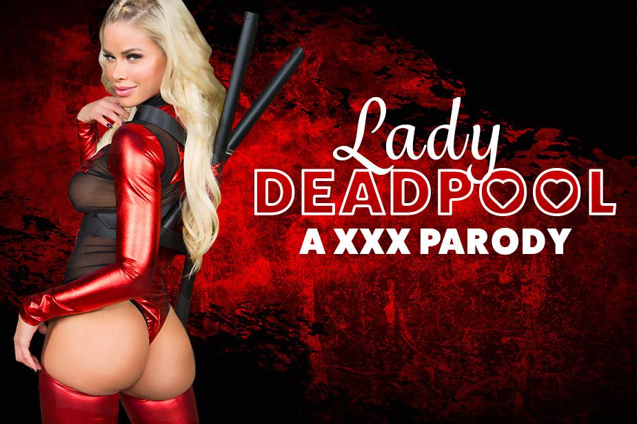 VrCosplayX Lady Deadpool A XXX Parody starring Jessa Rhodes VrCosplayX  Lady Deadpool A XXX Parody starring Jessa Rhodes [SITERIP VirtualReality XXX]