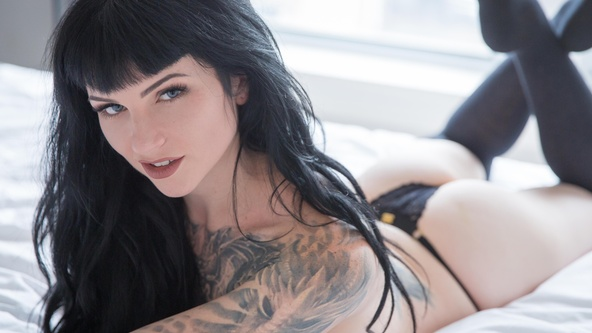 Suicide Girls Set of the day with penny  Siterip