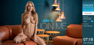 FEMJOY Join Me feat Jane F. release January 5, 2018  [IMAGESET 4000pix Siterip NUDEART] Siterip RIP