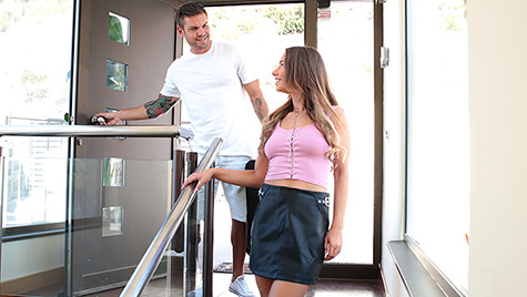 Spyfam SpyFam presents Step Sister Ambushes Barcelona Step Bro featuring Taylor Sands posted January 22, 2018  Video 720p x264 mp4