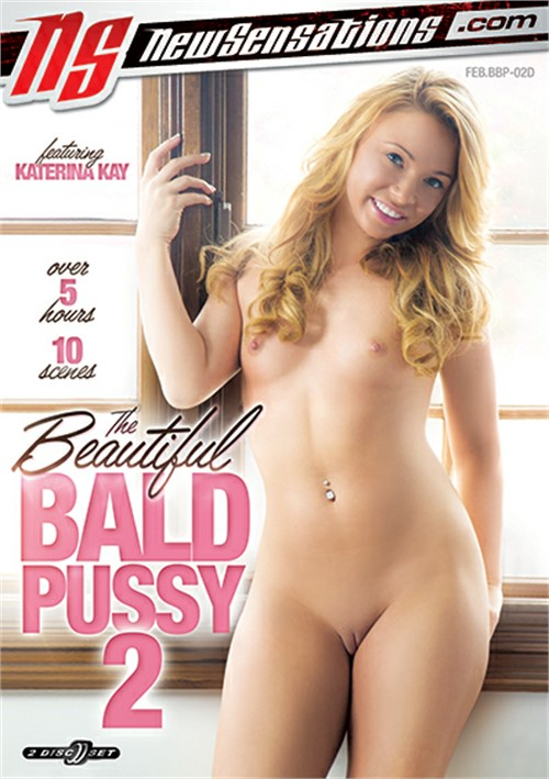 Beautiful Bald Pussy 2, The New Sensations  [DVD.RIP. H.264 2017]