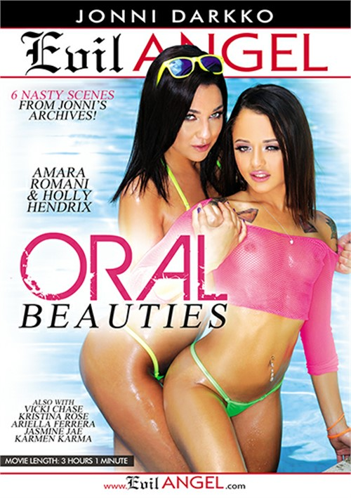 Oral Beauties Evil Angel  [DVD.RIP. H.264 2017] Siterip RIP