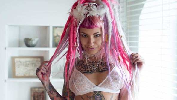 Suicide Girls SG Set with pink  Siterip Siterip RIP
