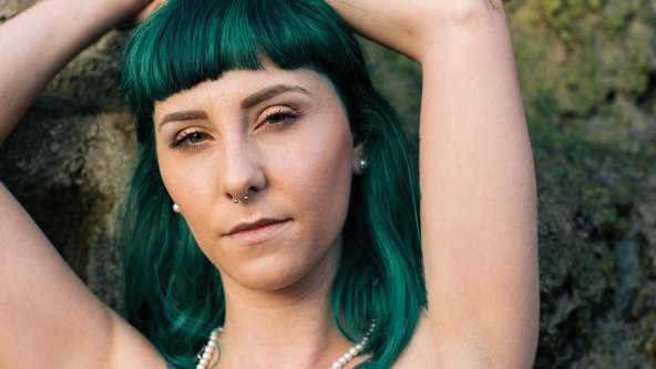 Suicide Girls Hopeful Set with anthero  Siterip