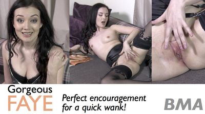 Clips4Sale FAYE gives perfect encouragement for your quick wank WMV version #DIRTYTALK  The British Masturbation Academy  Siterip Amateur XXX