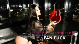 ManyVids Korina-Kova  Surprise Valentines Day Fan Fuck  Clipdump Siterip 1080p mp4